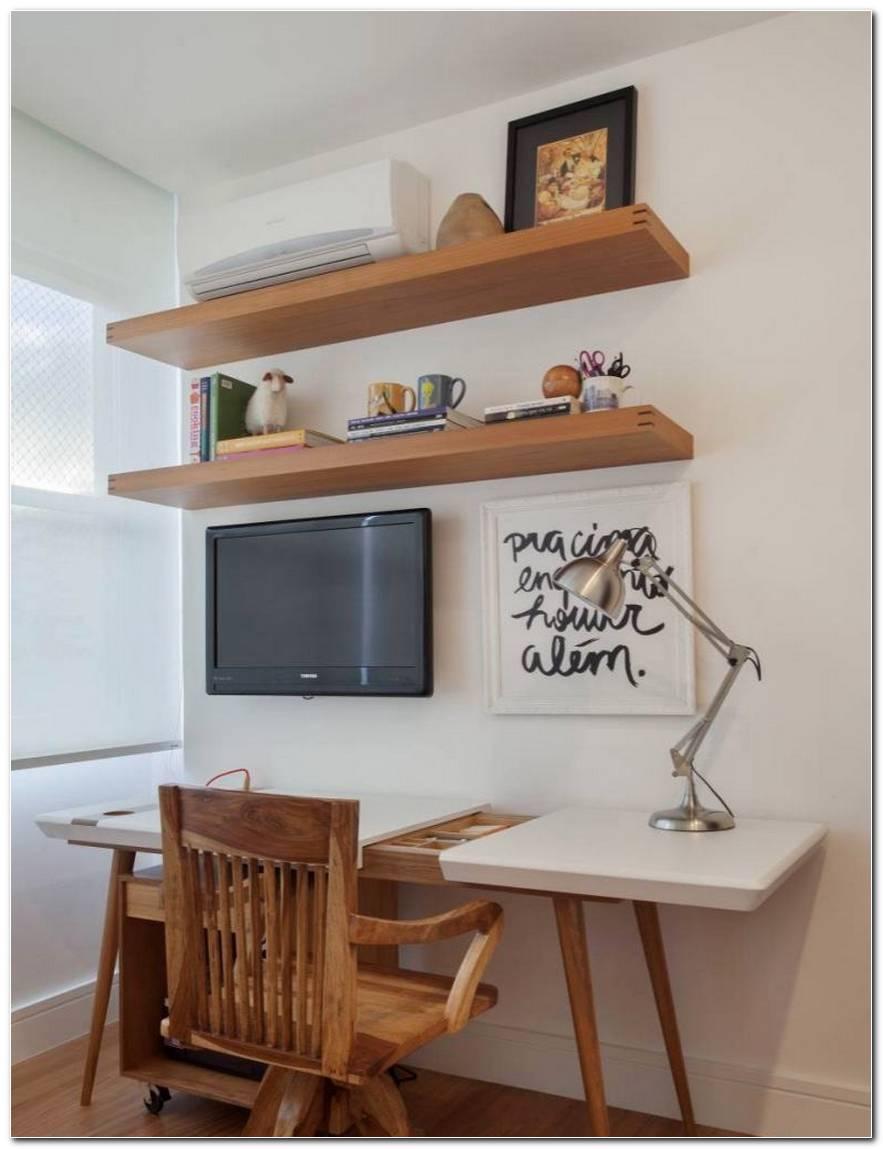 Home Office Junto Con Sala De Estar