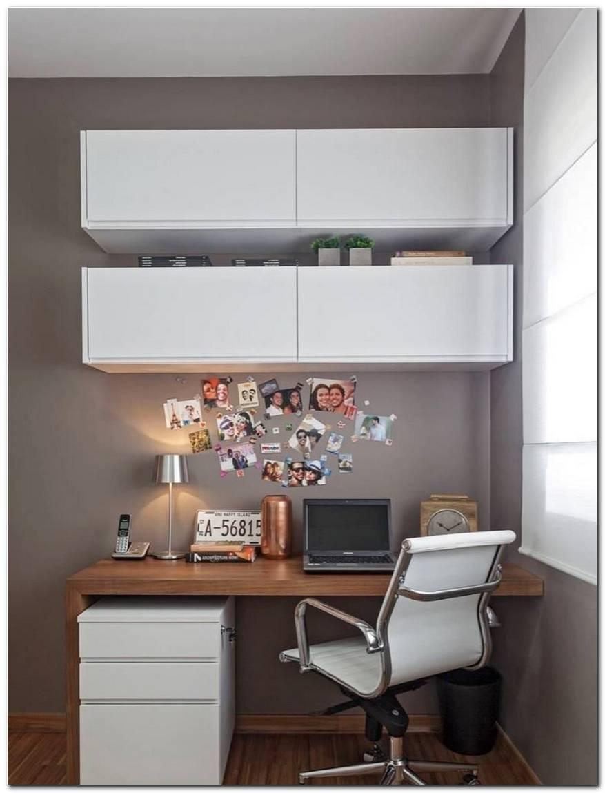 Home Office Pequeno 60 Fotos De Decoração