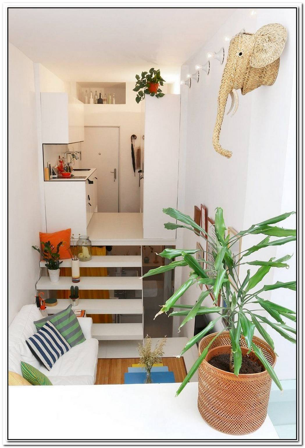 Home Sweet Home In 21 Square Meters Of Space In Madrid