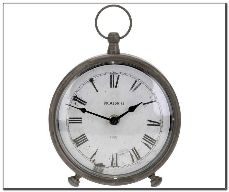 Horloge A Poser Sur Un Meuble