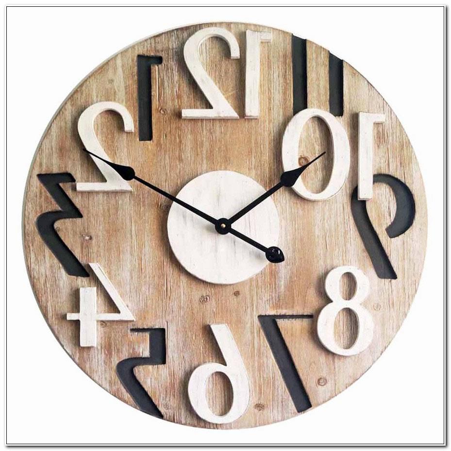 Horloge De Cuisine Moderne