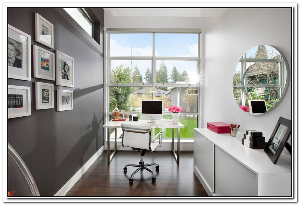 Hot Design Trends Shaping Home Offices In 2015