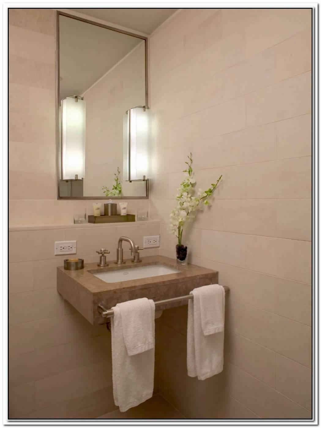 Hotel Bathroom Modern Hospitality