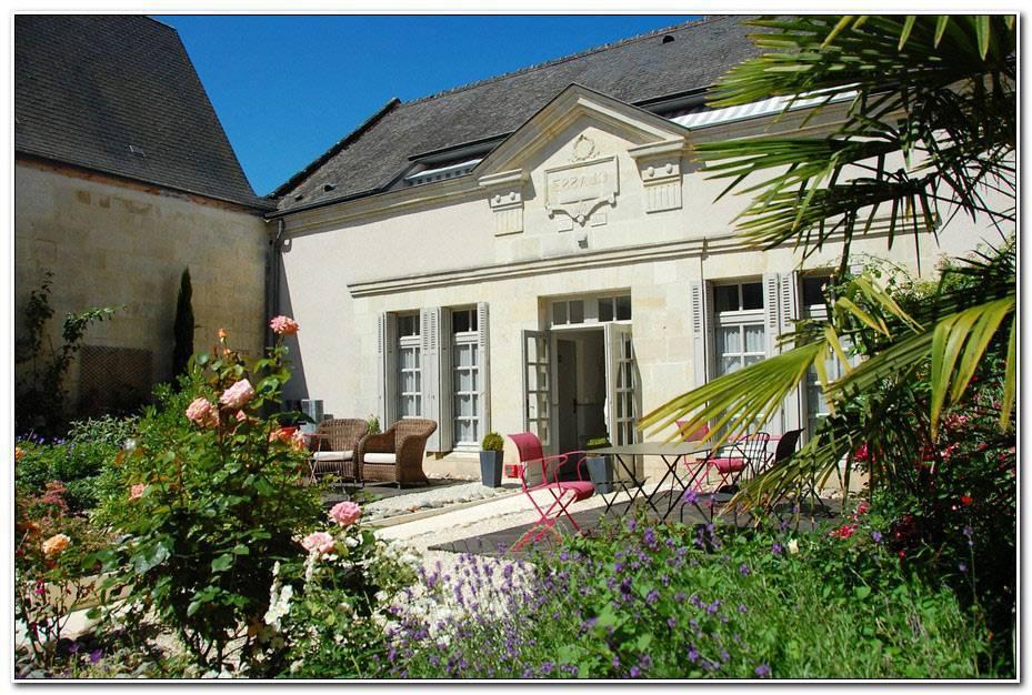 Hotel De Biencourt Azay Le Rideau