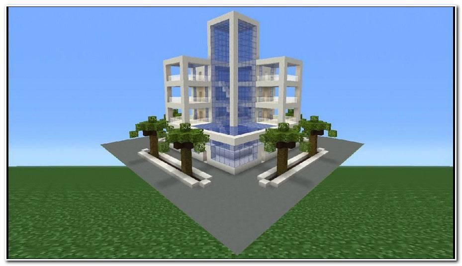 Hotel Moderne Minecraft