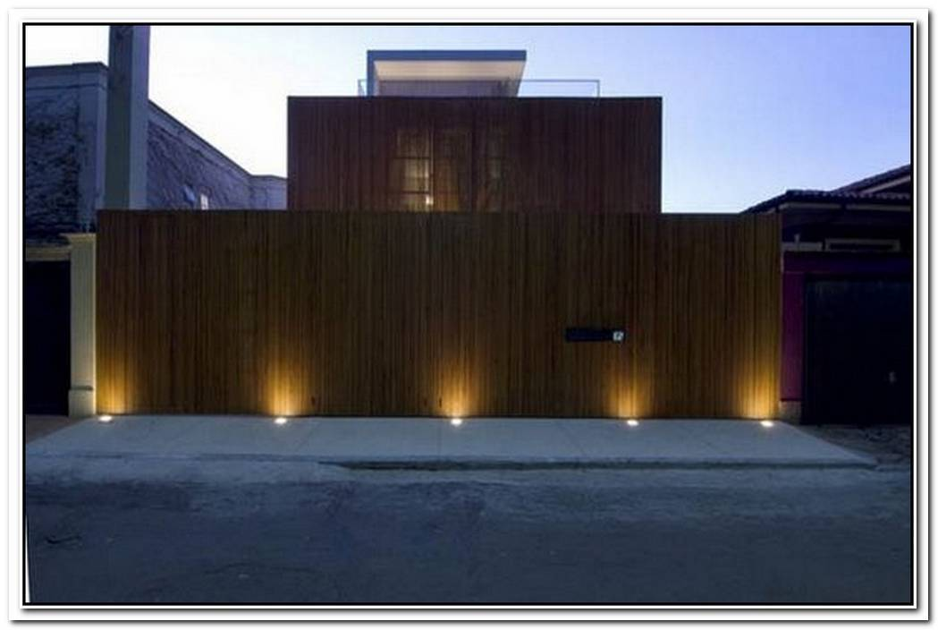 House 53 By Marcio Kogan Complete Shutter Facade