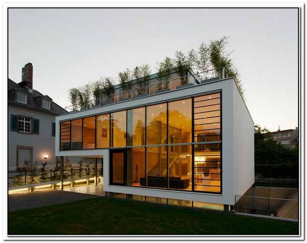 House R Is FourStorey Dream Home