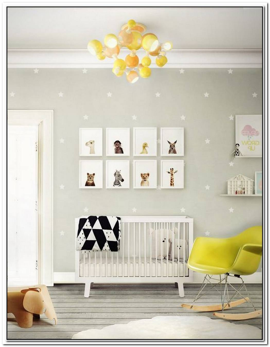 How To Create A Gender Neutral Nursery