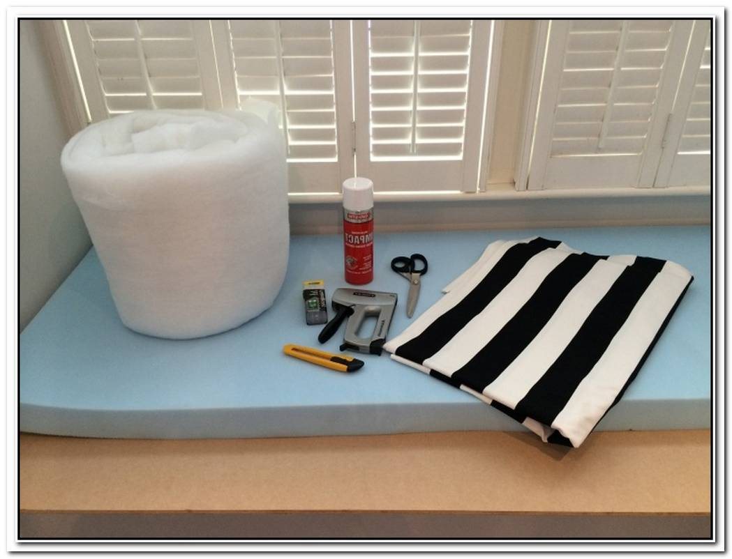How To Get Perfect Seat Cushions For A Bay Window