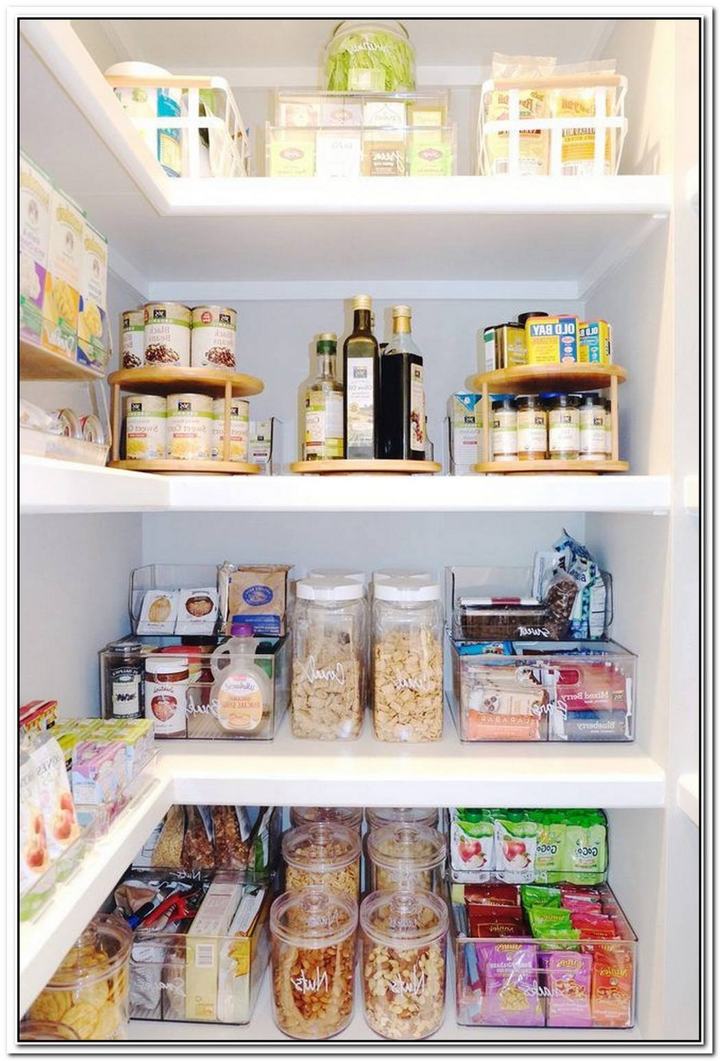 How To Organize An Instagram Worthy Pantry