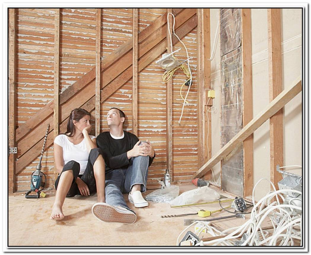 How To Survive A Home Renovation