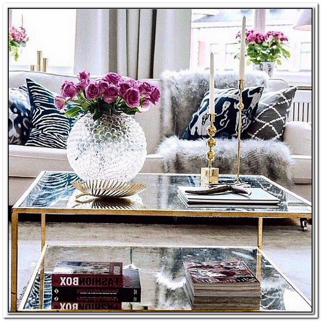 How To Use Decorative Accents To Style A Coffee Table