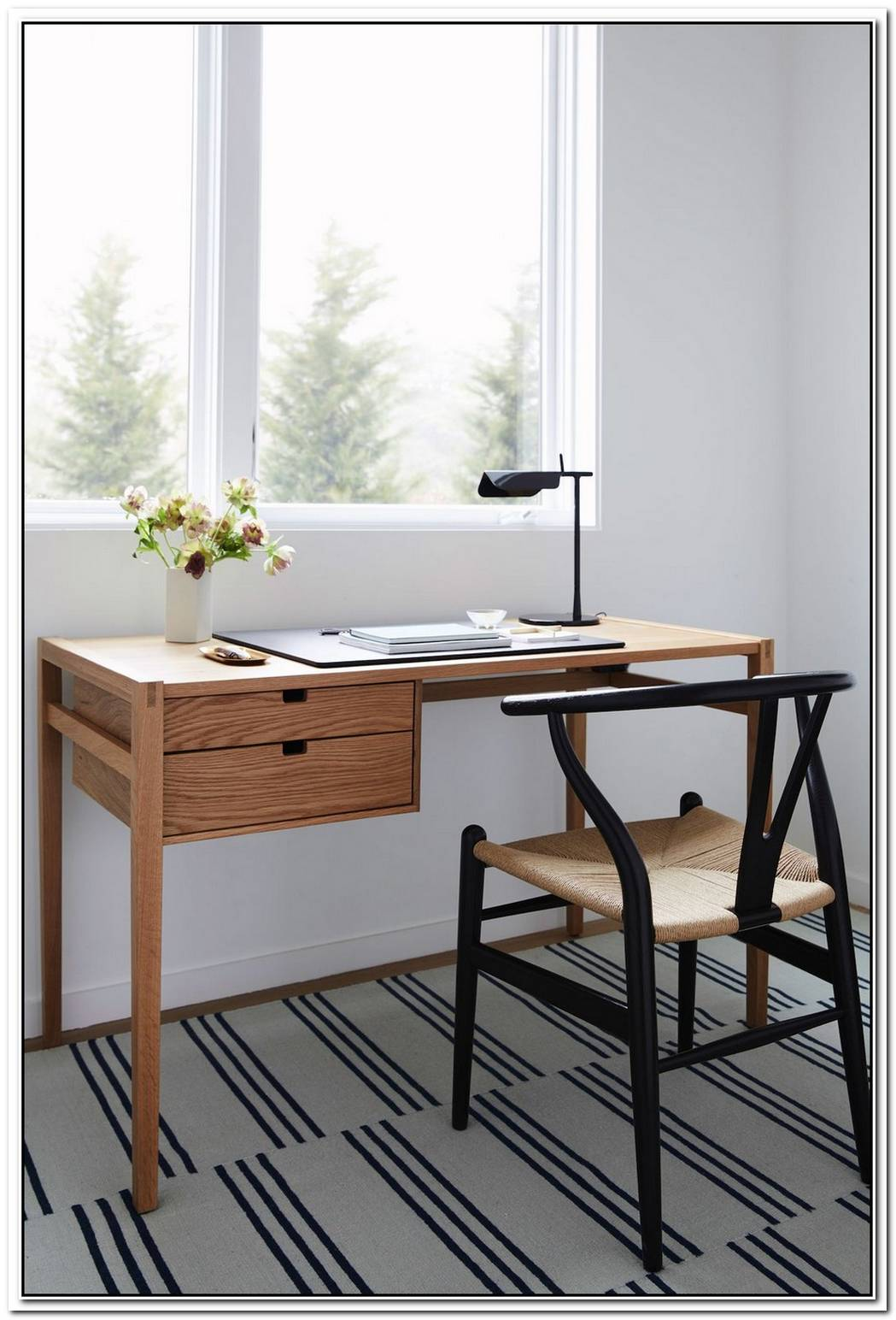 Hybrid Workspace And Console Table By Margaux Keller