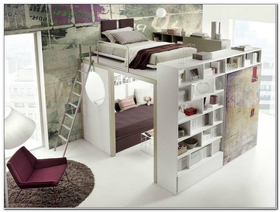 Idee Chambre Ado Mezzanine