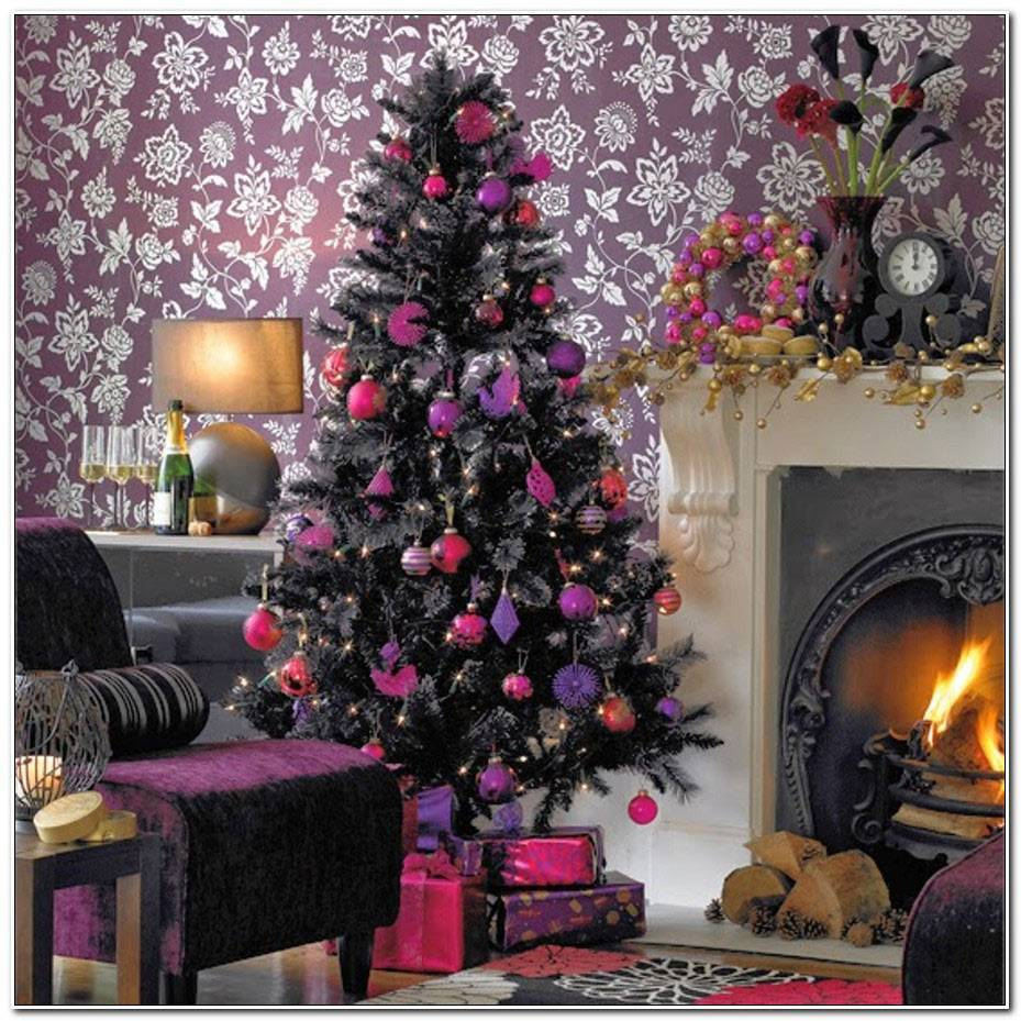 Idee De Decoration De Noel Interieur