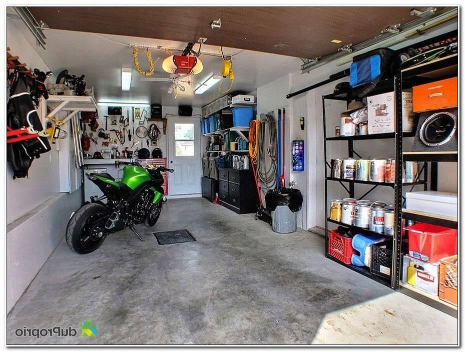 Idee De Rangement Garage