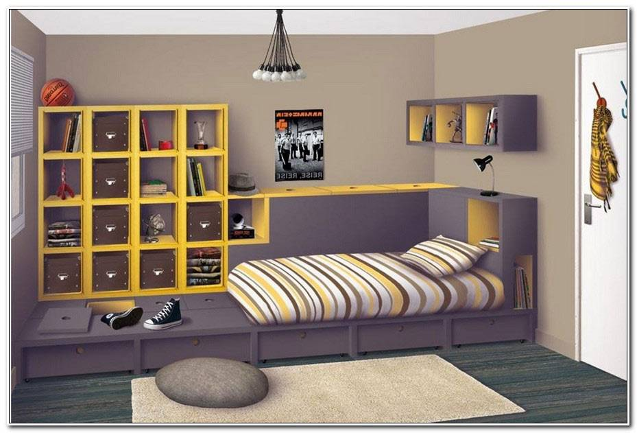 Idee Deco Chambre Garcon Ado