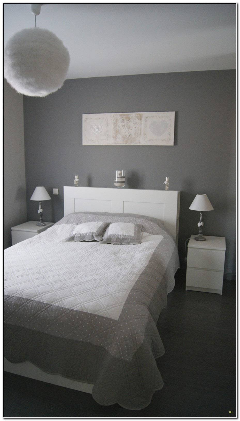 Idee Deco Chambre Grise