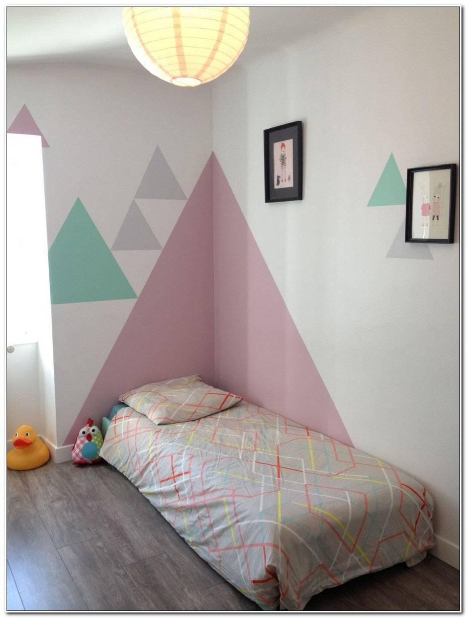 Idee Deco Mur Chambre Fille