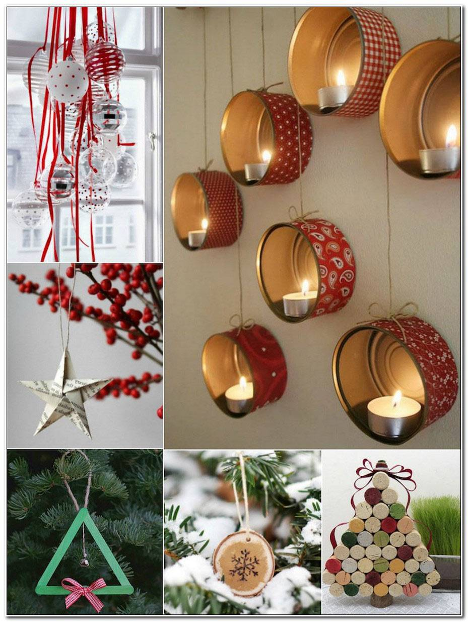 Idee Fabrication Deco Noel
