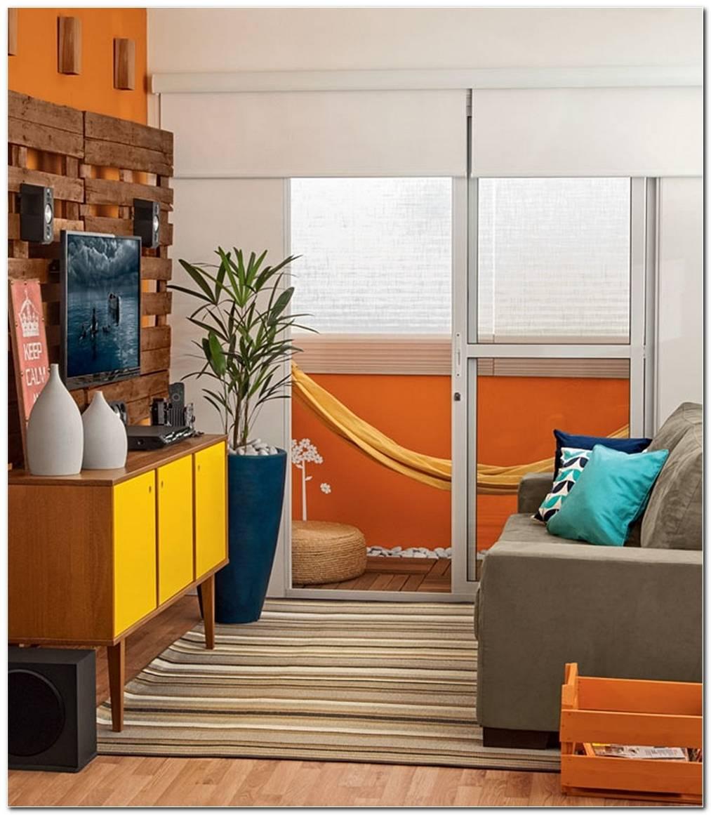 Ideias Para Uma Sala De Estar Pequena