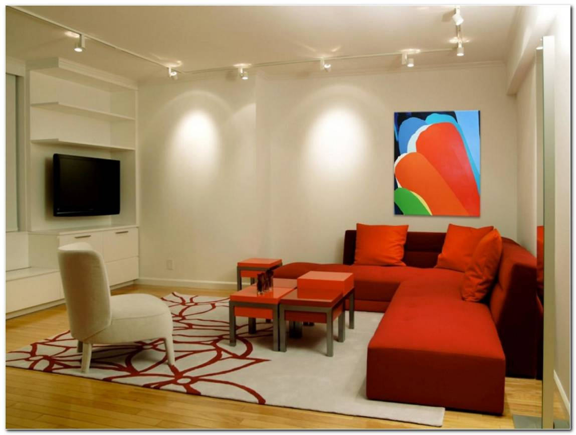 Iluminacao Adequada Para Sala De Tv