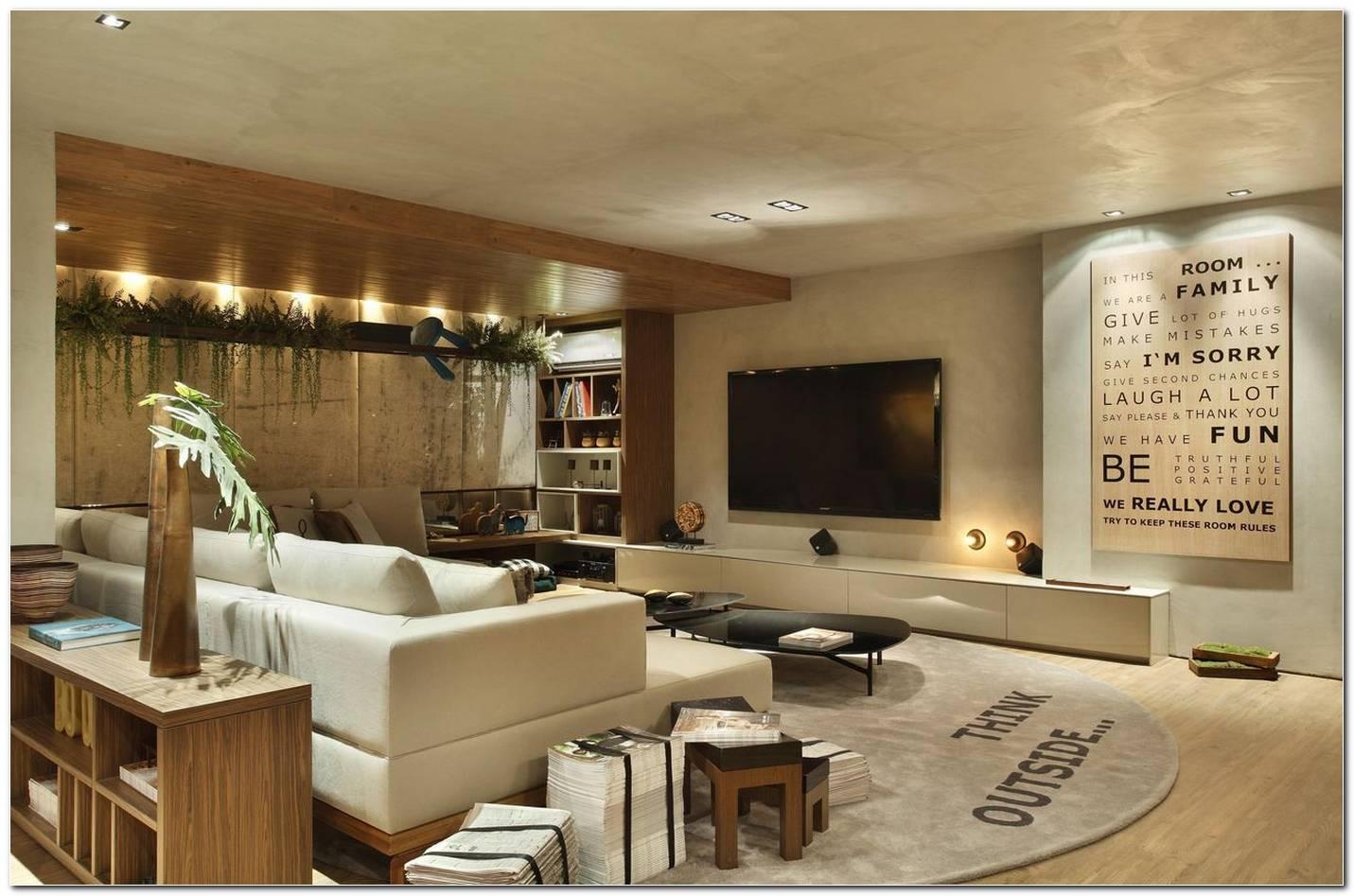 Iluminacao Para Sala De Estar E Tv