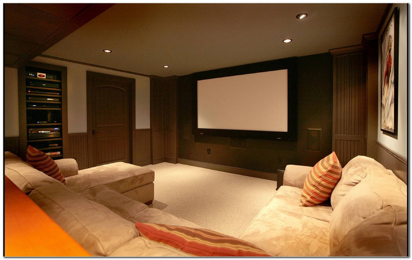 Iluminacao Para Sala De Tv