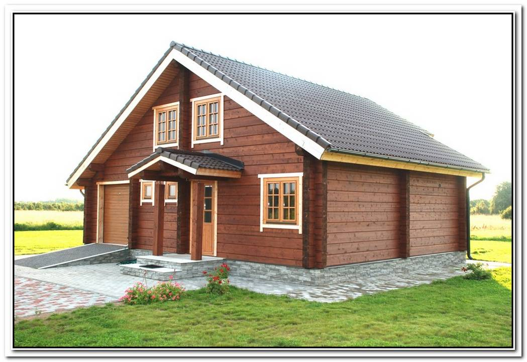 Image Wooden House