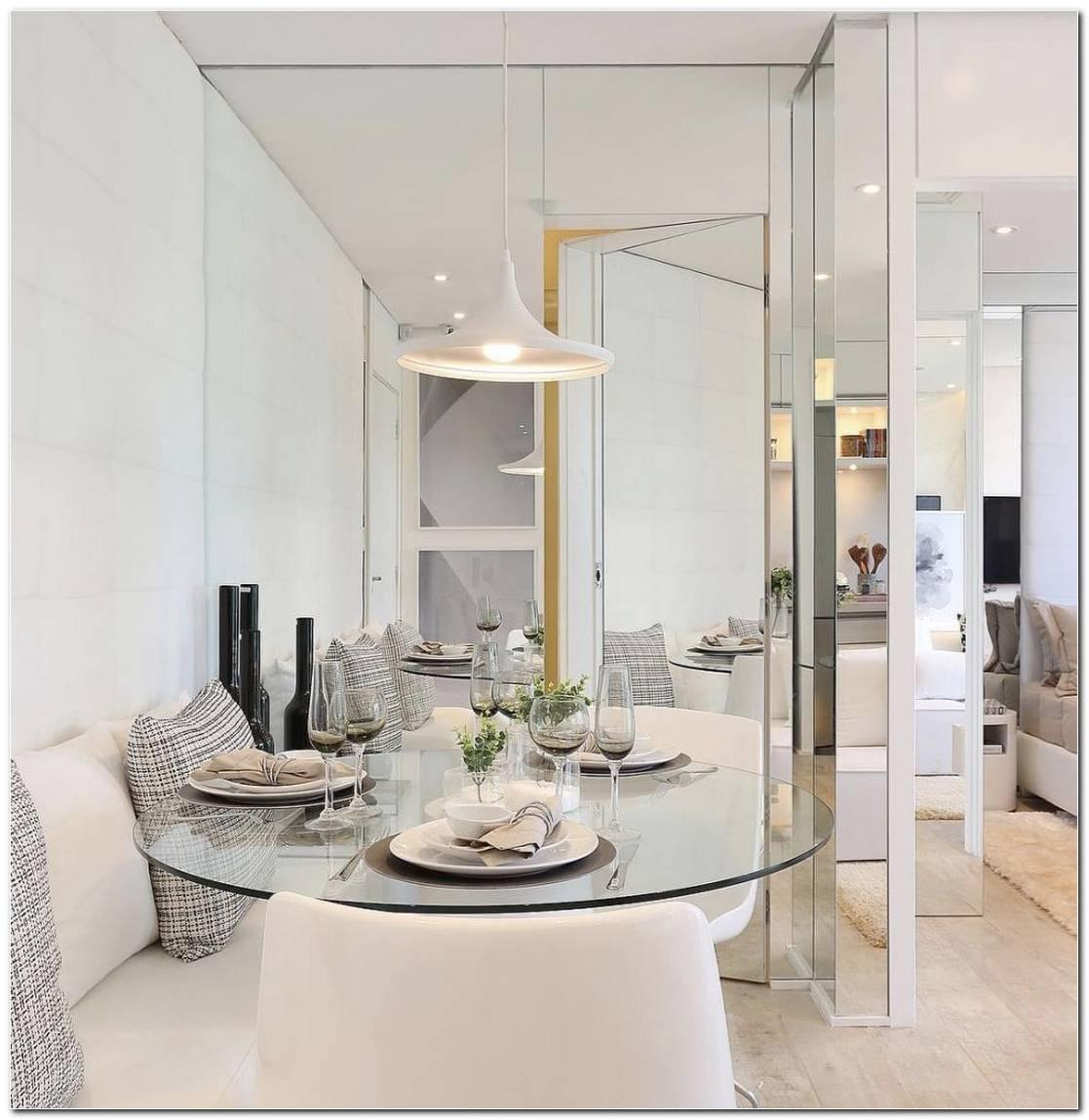 Imagem De Sala De Estar Com Sala De Jantar Pequena