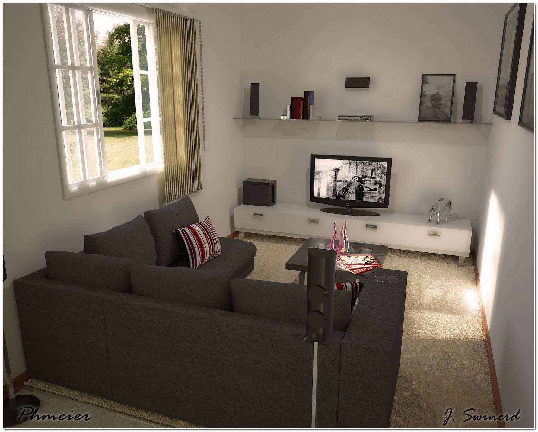 Imagens De Sala De Tv Simples