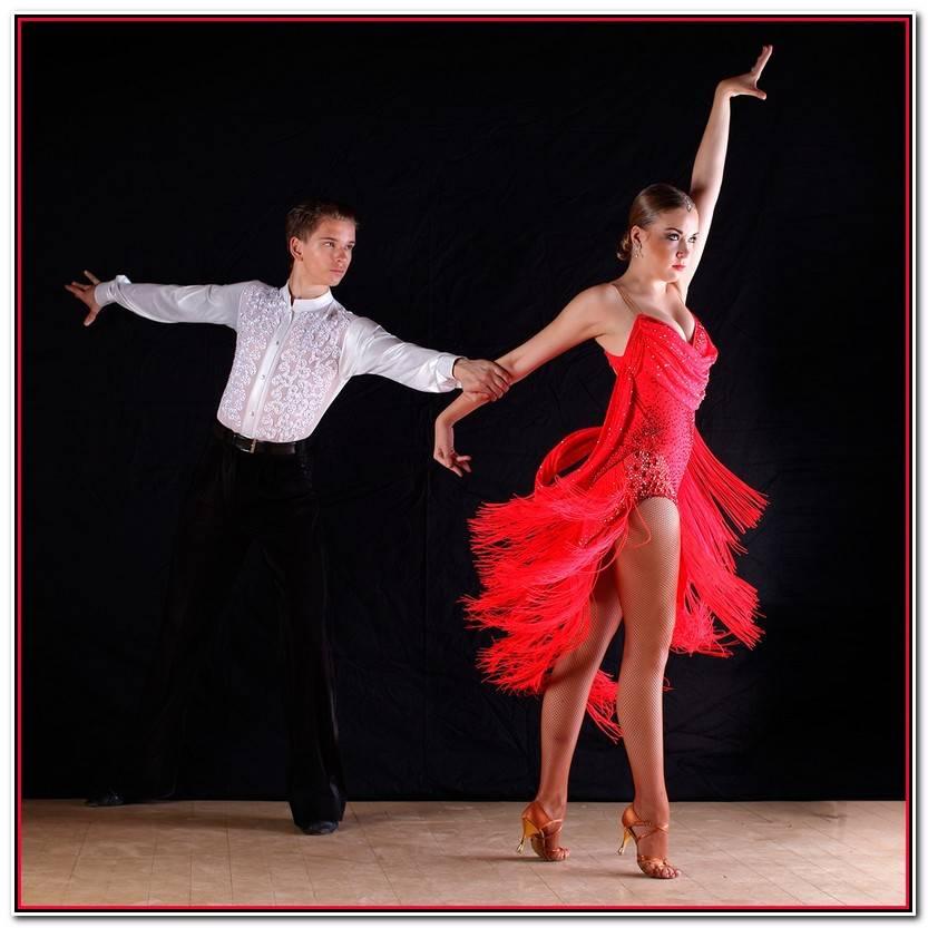 Impresionante Baile De Salon Imagen De Salon Decorativo