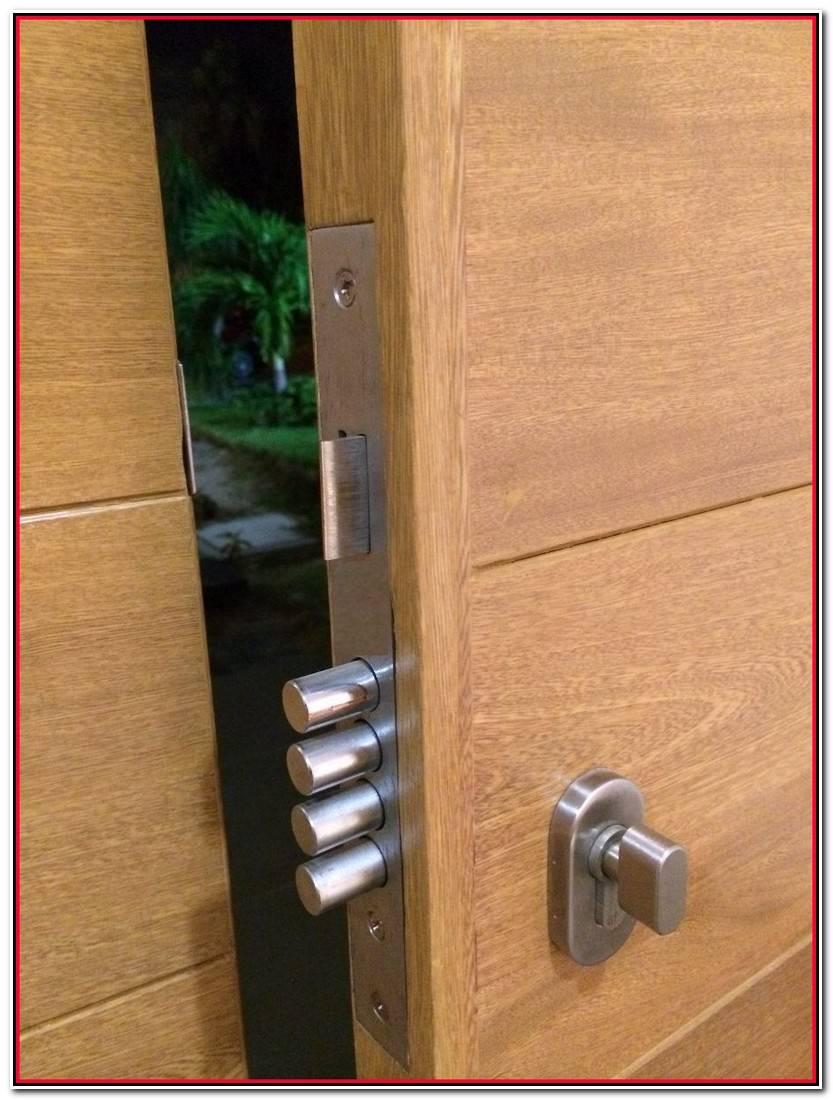 Impresionante Cerraduras Para Puertas De Madera Galería De Puertas Idea