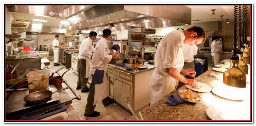 Impresionante Cocina Profesional Colección De Cocinas Decoración