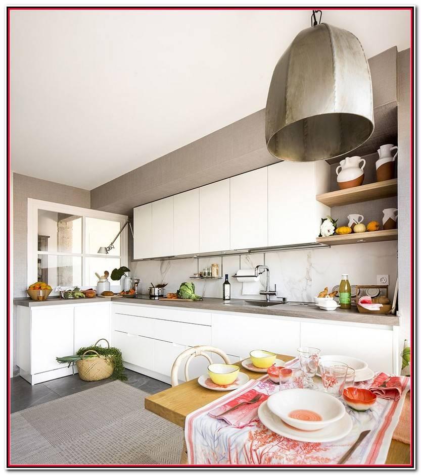 Impresionante Cocinas Empapeladas Colección De Cocinas Decoración
