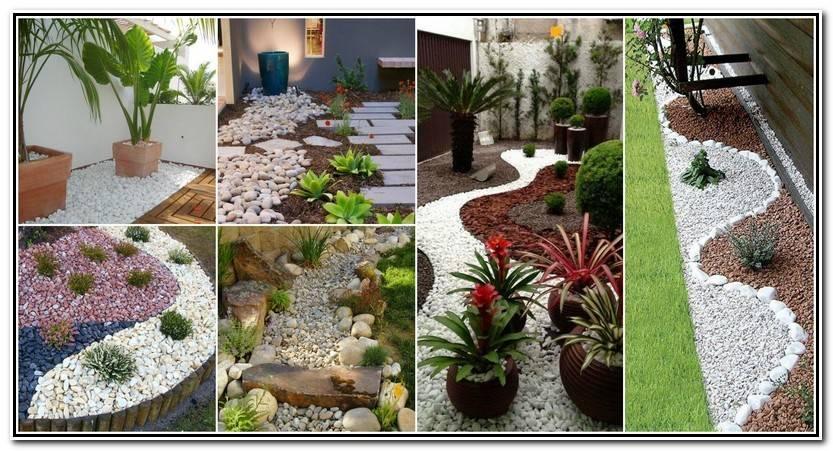 Impresionante Decoración Jardines Imagen De Jardín Estilo
