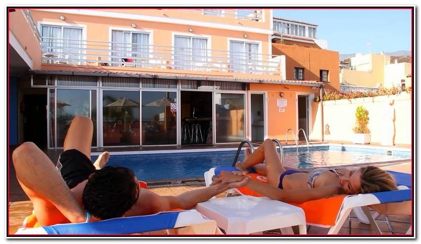 Impresionante Hotel Acuario Puerto De La Cruz Imagen De Puertas Idea
