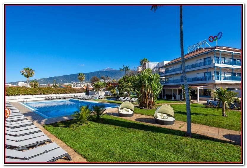 Impresionante Hotel La Paz Puerto De La Cruz Imagen De Puertas Accesorios