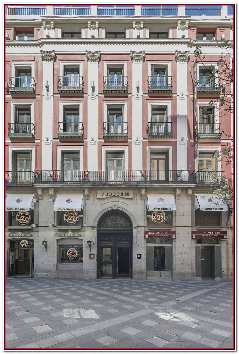 Impresionante Hotel Petit Palace Puerta Del Sol Madrid Fotos De Puertas Estilo
