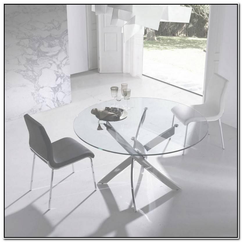 Impresionante Mesa Cristal Comedor Galería De Comedor Idea