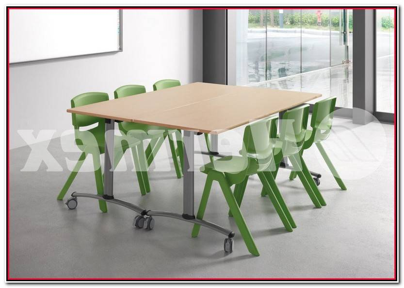 Impresionante Mesas Escolares Galería De Mesas Ideas