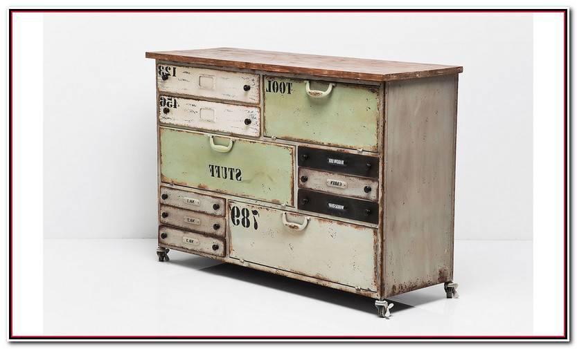 Impresionante Muebles Industriales Vintage Colección De Muebles Ideas