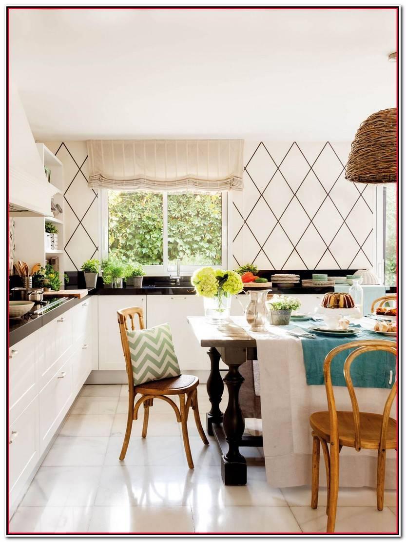 Impresionante Papel Pintado Para Cocinas Lavable Fotos De Cocinas Decorativo