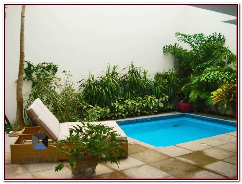 Impresionante Piscinas Para Jardines Pequeños Colección De Jardín Estilo