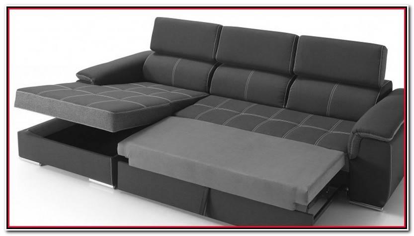 Impresionante Sofas Cama Con Chaise Longue Galería De Cama Decoración