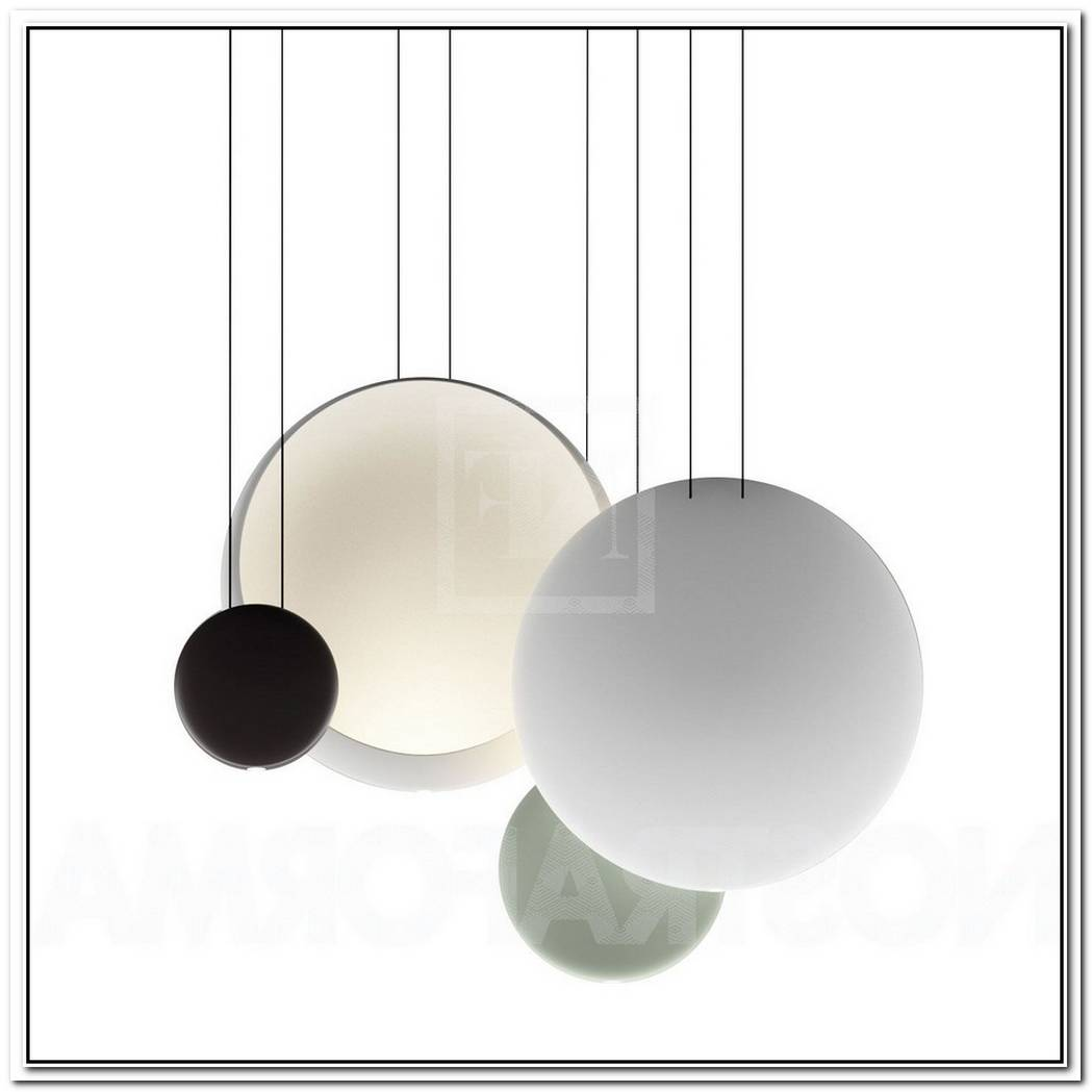 Impressing Disque Pendant Lamp