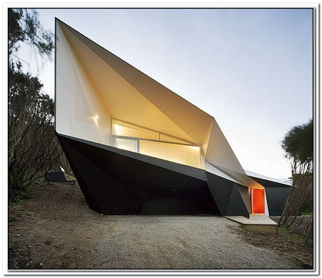 Impressive Holiday Home By McBride Charles Ryan