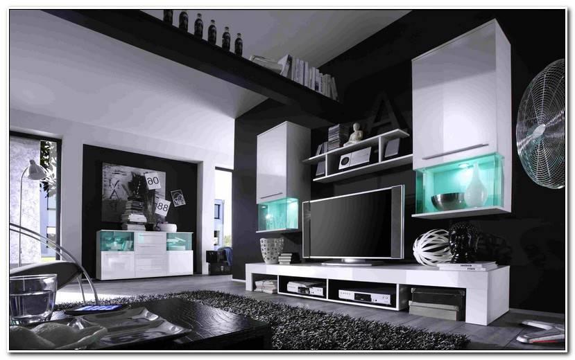 In Jugendzimmer Schwarz Weiß