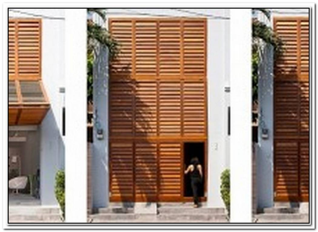 Ingenious Townhouse In Saigon Is An EnigmaticLightfilled Delight
