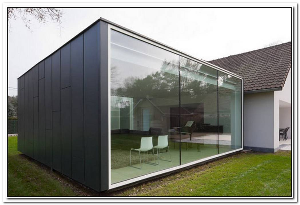 Ingeniously Upgraded Single Family Home In Belgium